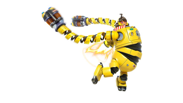 Arms Mechanica