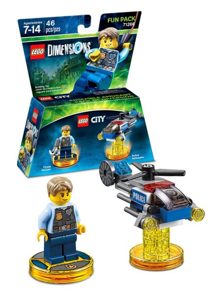 Lego Dimensions Lego City