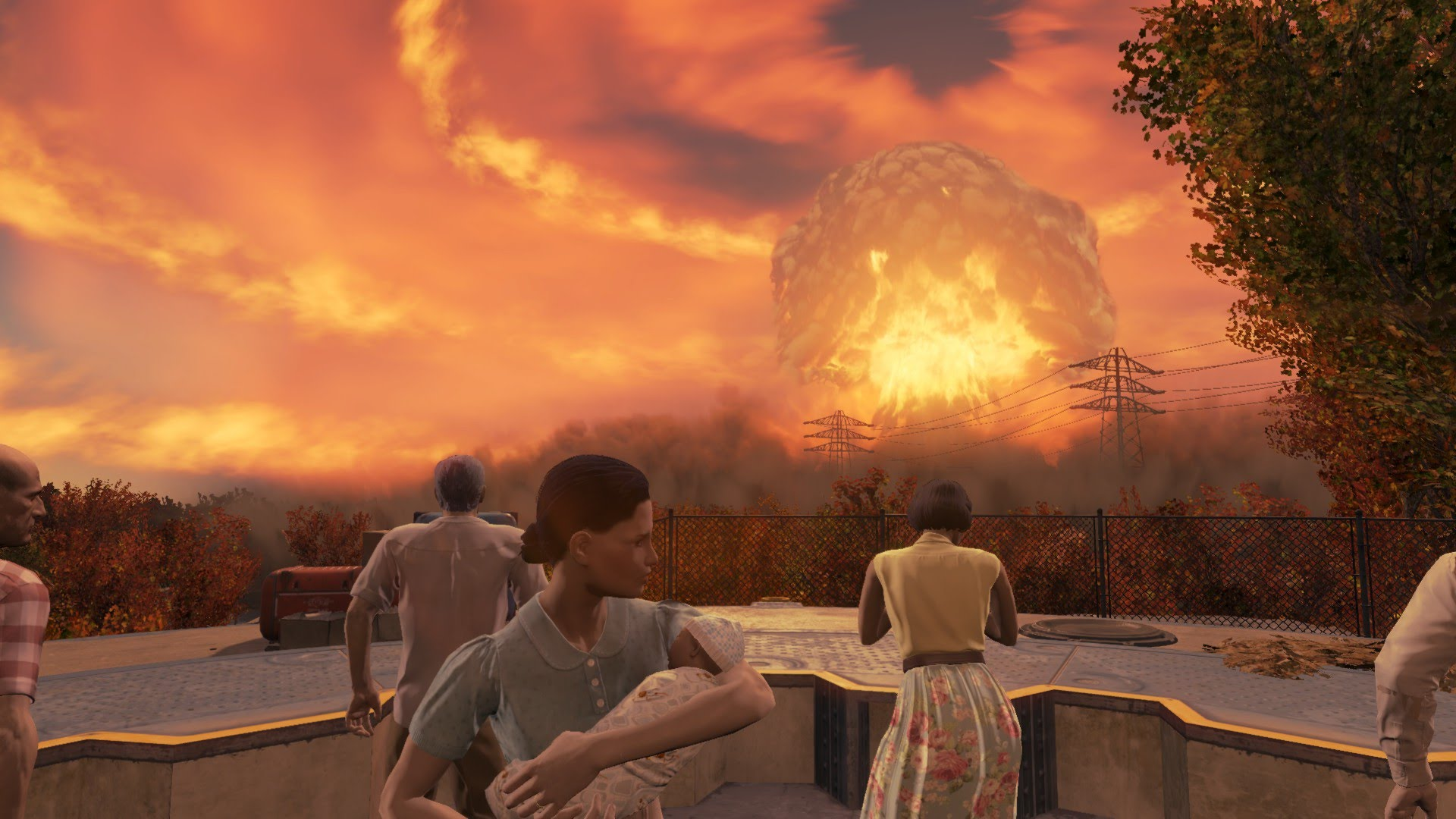 Fallout 4 Nuke