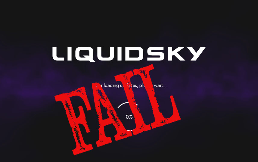 LiquidSky 2 0 Is More of a SpaceX Crash Than a Launch | Broken