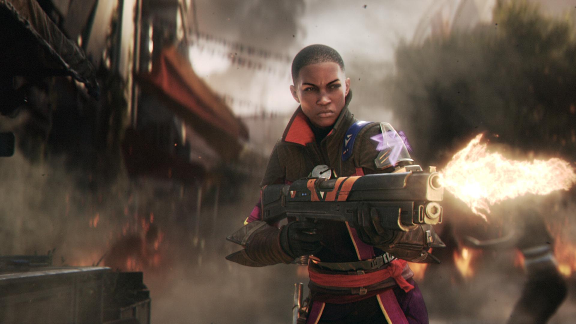 Добро пожаловать на домашнюю страницу игры Destiny 2 6 сентября настанет время новых легенд