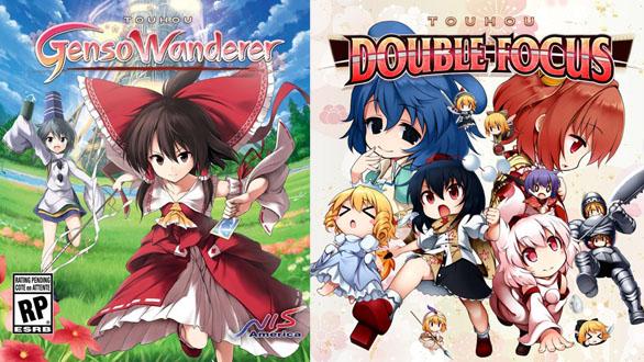 Touhou Games