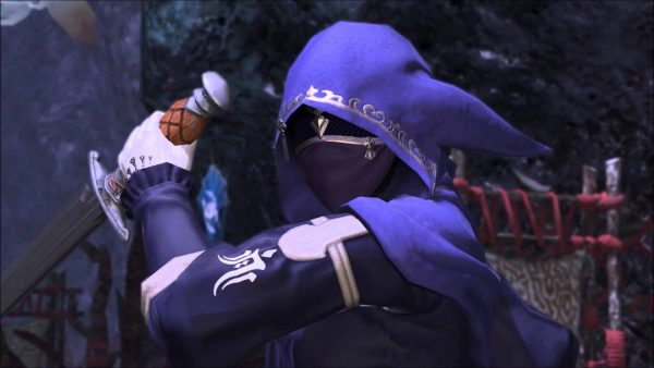 Final Fantasy Xiv Stormblood Benchmark Reveals New Job Actions