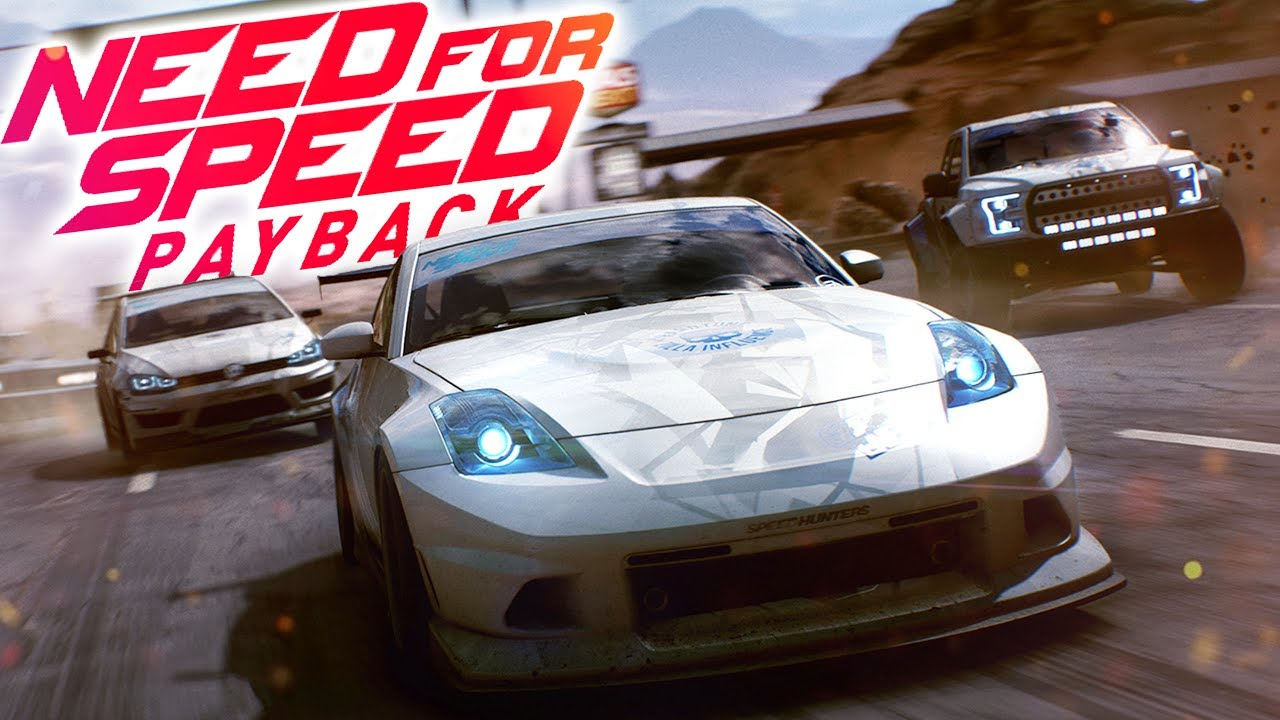 Need For Speed Payback Aims To Be The Grand Theft Auto of