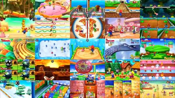 Celebrate The Best Mario Party Mini Games With Mario Party