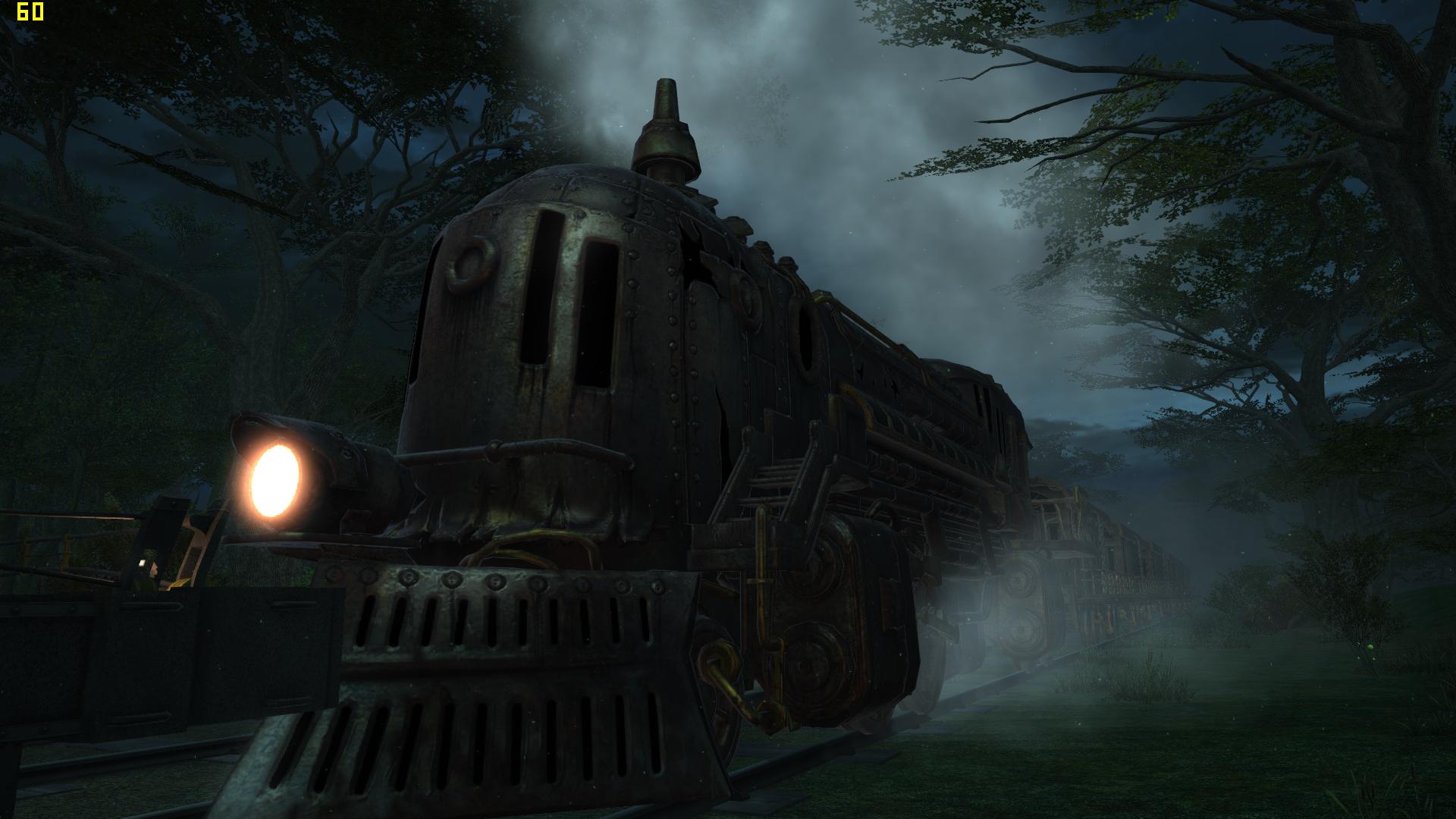 Phantom Train XIV