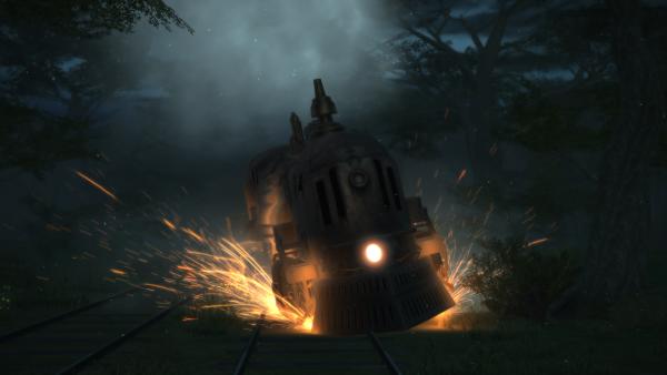 FFXIV Phantom Train