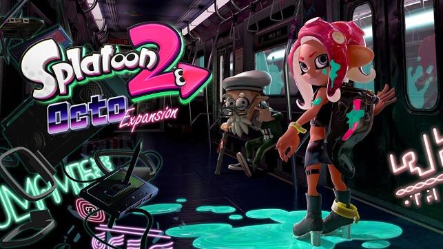 octo expansion coming to splatoon 2 broken joysticksbroken joysticks