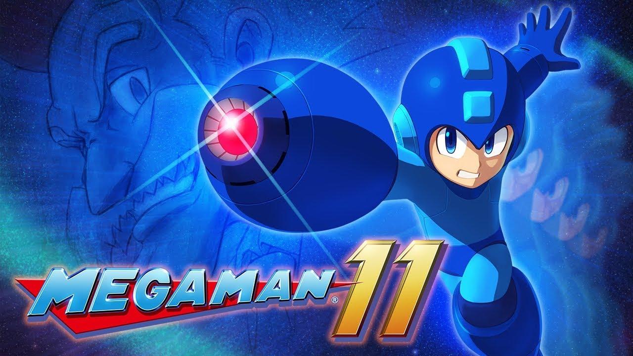mega man 11 collectors edition