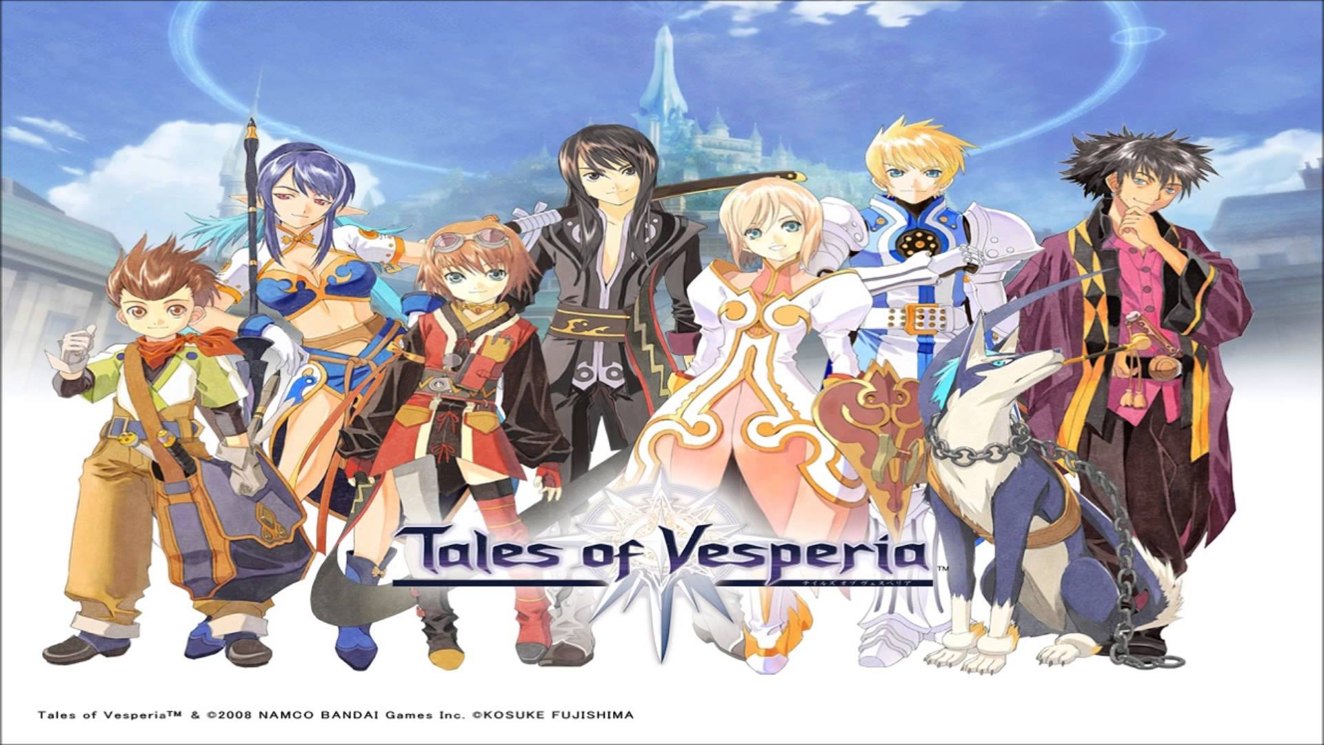 Tales Of Vesperia Definitive Edition Misses 2018 Coming In